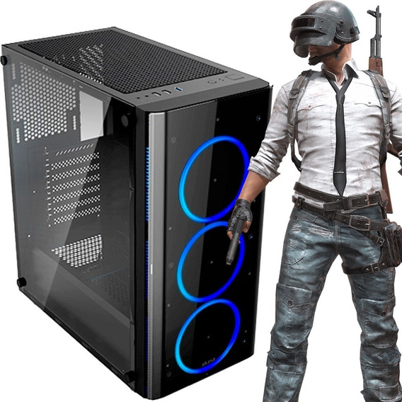 Computador Gamer Fx 4300 16gb Ram Ssd 480gb Gtx 1050ti
