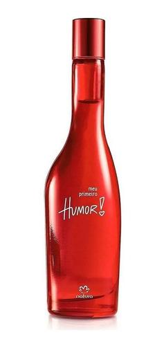 Perfume Meu Primeiro Humor 75ml De Natu - mL a $653