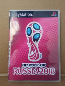 Copa Da Rússia 2018 Para Playstation 1 - Patch