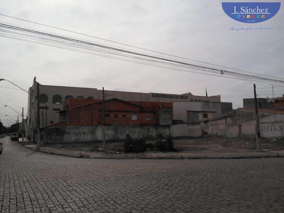Terreno Para Locação Em Suzano, Parque Maria Helena - 200610c_1-1454407