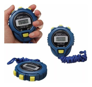 Cronometro Deportivo Digital Profesional Exactitud Alarma