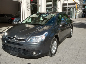 Citroën C4 2.0 Sedan Sx 2010 Con 45.700 Km!!