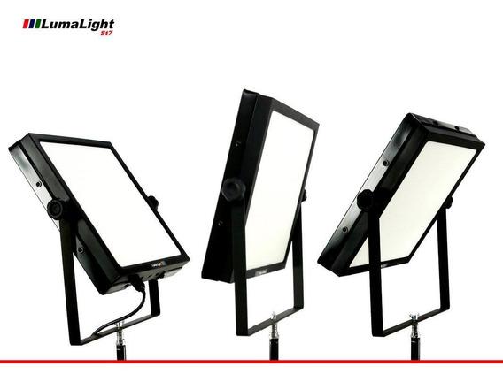 Iluminador Kit Youtuber Só Ligar E Usar Barato