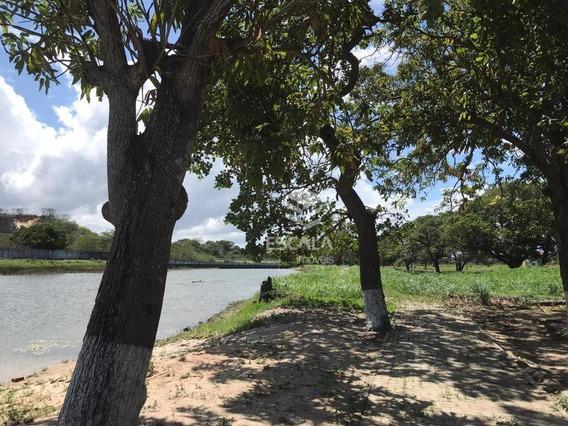Lote À Venda, 278 M², Vila Do Porto, Condomínio Fechado, Financia - Lagoa Do Banana - Caucaia/ce - Te0093