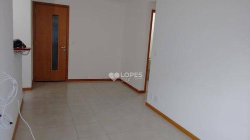 Apartamento À Venda, 58 M² Por R$ 320.000,00 - Badu - Niterói/rj - Ap31808