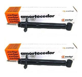 Kit 2 Amortiguador Trasero Cofap Vw Gol Gacel Senda