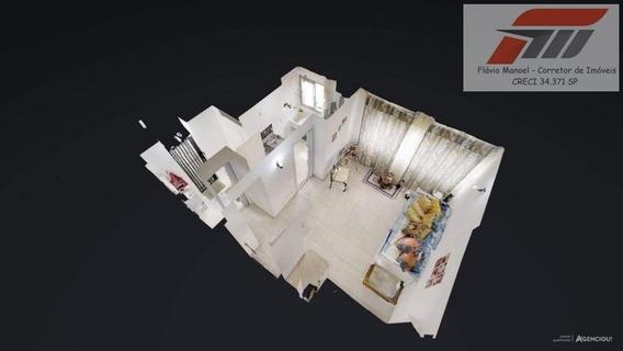 Apartamento A Venda No Bairro Vila Mariana - São Paulo, Sp - Fm118