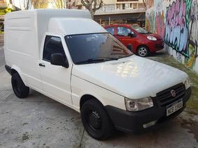Fiat Fiorino Diesel Con Hidraulica 2005 Unica! Muy Mimada