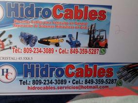 Cables Sistemas Hidraulicos