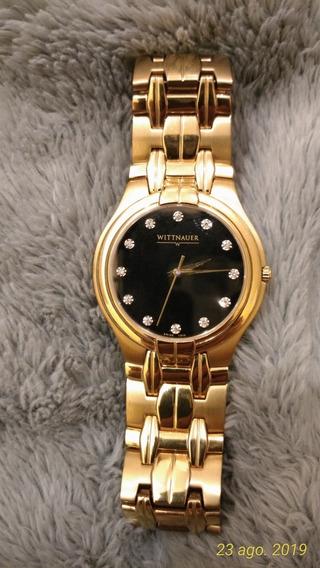 Reloj Wittnauer Suizo 100 %original Diamantes
