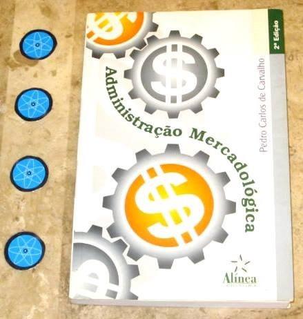Livro Administração Mercadologica - Pedro Carvalho (2002)