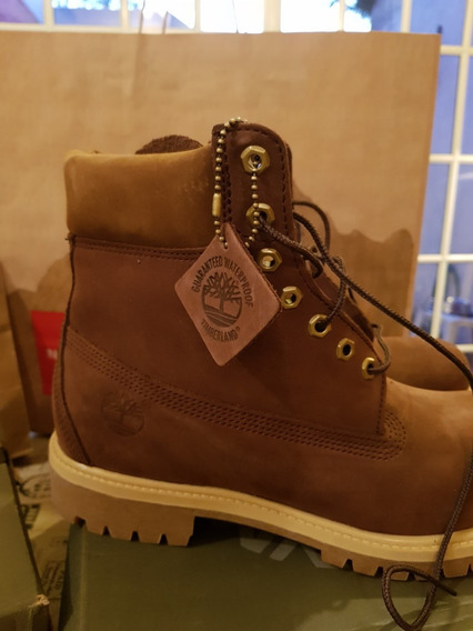 Borcegos Timberland 100% Waterproof / Impermeable