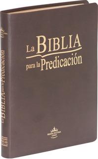 Biblia Letra Grande Para La Predicación Reina Valera 1960