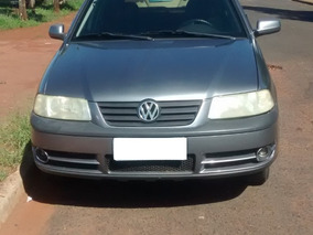 Volkswagen Gol 1.0 16v Plus 4p/batatais Caminhoes