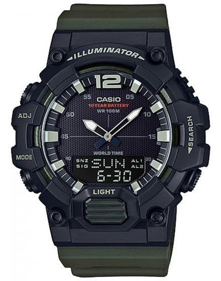Relógio Casio Hdc-700-3avdf Masculino Preto - Refinado