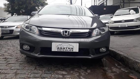Honda Civic Exr 2.0 Flexabaixo Da Tabela