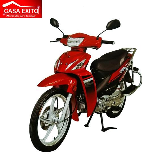 Moto Qmc 110-9 110cc Tipo Paseo Año 2014 Color B/a/r/n