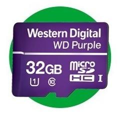 Cartao De Memória Microsd 32gb Western Digital Classe 10