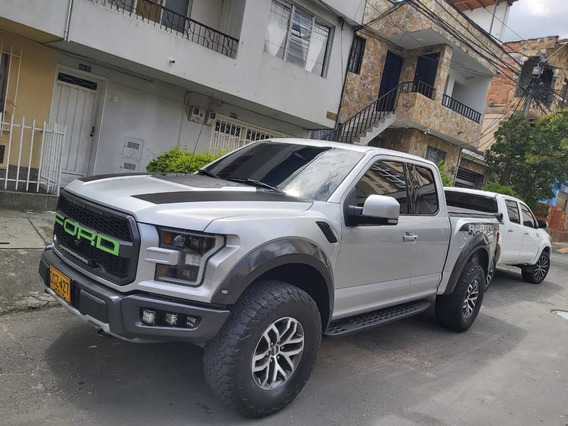 Ford Raptor 3.5 Turbo 2017
