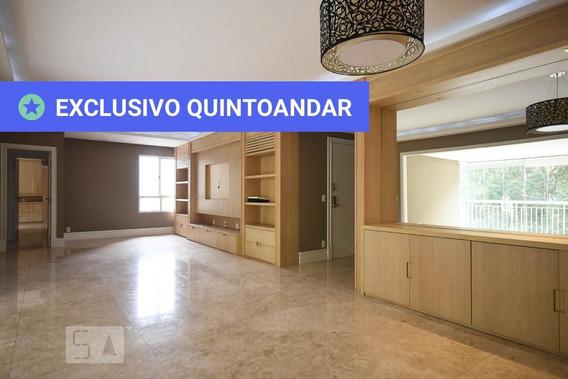Apartamento No 2º Andar Com 3 Dormitórios E 3 Garagens - Id: 892945176 - 245176