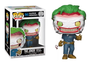 Funko Pop The Joker #273 Special Edition Dc