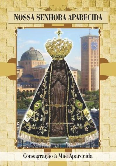 Santinho N Senhora Aparecida - Milheiro De Promessa E Oração