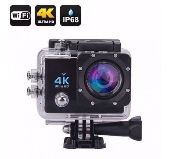 Camera Action Go Cam Pro Sport Ultra 4k Full Hd Prova D