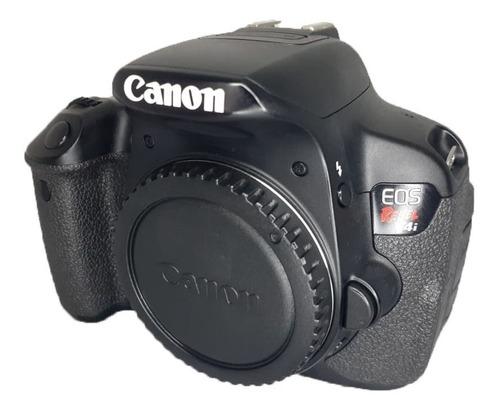 Câmera Canon T4i Seminova (corpo)+ Carregador + Alça