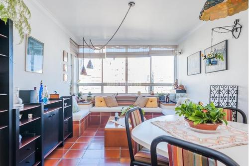 Ótimo Apartamento No Jardim Paulista, Venha Visitar - Pj46790