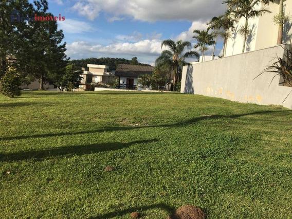 Terreno À Venda, 490 M² Por R$ 600.000 Alameda Privilegiada- Residencial Morada Dos Lagos - Barueri/sp - Te0190