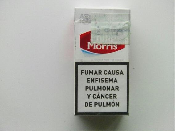 Cigarrillos Philip Morris (sólo 7 Cigarrillos)