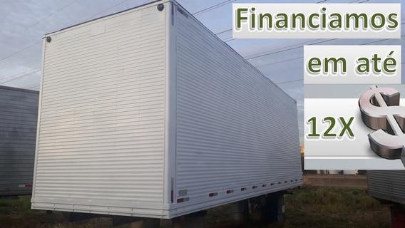 Baú Alumínio 8,00 X 2,85 Altura P/ Caminhão Truck