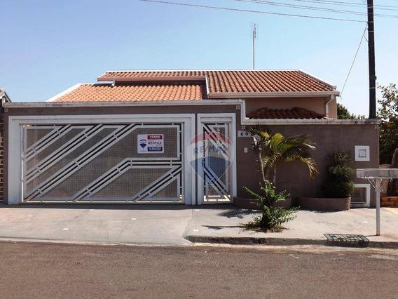 Casa À Venda, 78 M² Por R$ 240.000,00 - Loteamento Jardim Eldorado - Botucatu/sp - Ca0001
