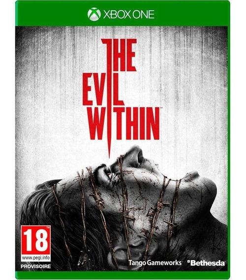 The Evil Within Mídia Física Xbox One