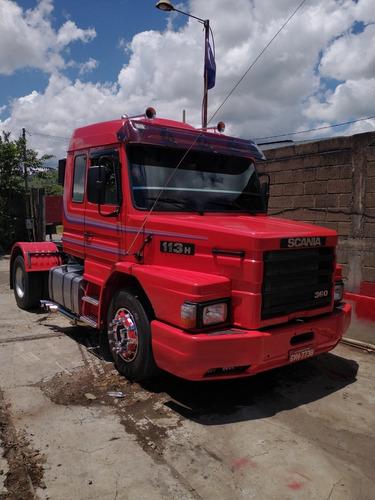 Scania 113 Top Laine