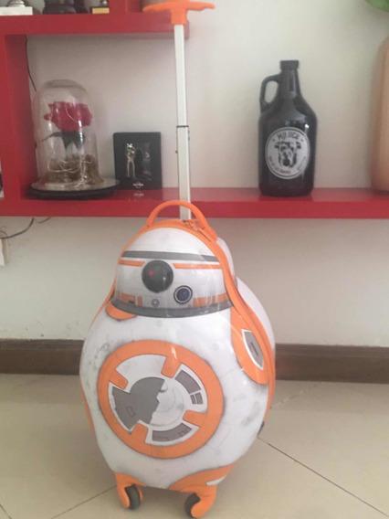 Carryon , Mochila Escolar , Valija , Disney Bb-8 Star Wars