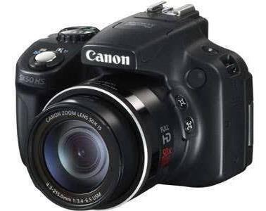 Canon Camera Fotográfica