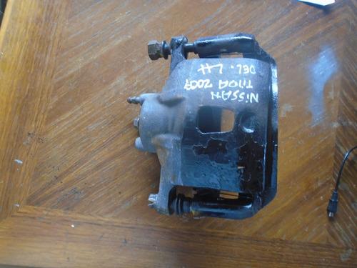 Vendo Caliper Delantero Izquierdo De Nissan Tiida Año 2009