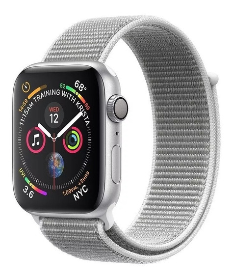 Apple Watch Séries 4 40mm Gps S4 Lançamento + Nota Fiscal