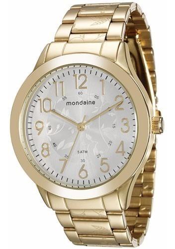 Relógio Mondaine 76545lpmvde1 - O Menor Preço Do Ml!!