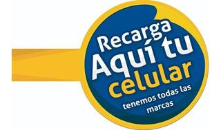 Recarga Electronica Movistar, Telcel, Att, Virgin, Weex,$100