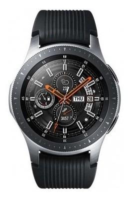 Reloj Samsung Galaxy Watch Plateado 46mm Reloj Samsu Tk393