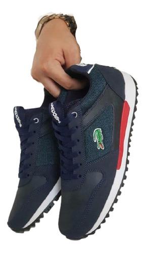 Imagen 1 de 2 de Zapato Tenis Botas Casuales Deportivo Para Caballero Hombre