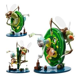 Rick And Morty 7-inch Vinyl Figure Kidrobot
