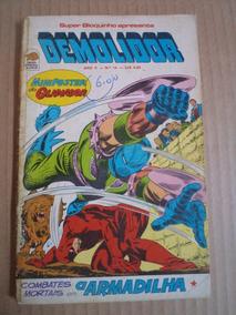 Gibi Do Demolidor Nº 14 Editora Bloch Marvel