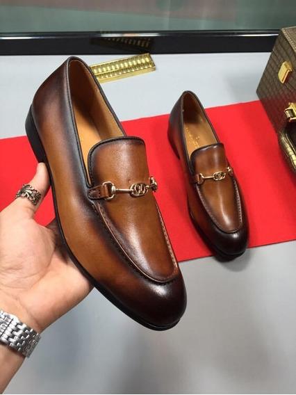 Sapato Social Louis Vuitton - Lv003