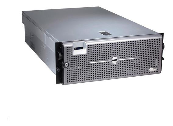 Servidor Dell R900 Xeon 64gb