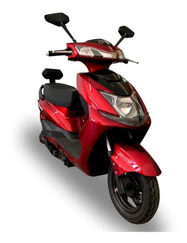 Moto Eléctrica Dinamoto Mod Tero 2. 0km. Envíos A Todo Uy