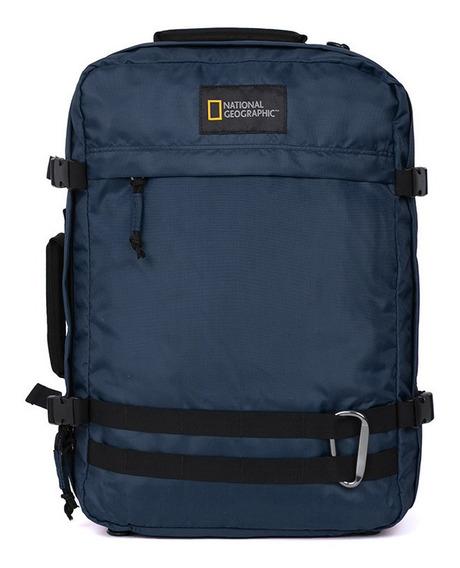 Mochila National Geographic Hybrid 2 Way Backpack Porta Notebook 17 Pulgadas
