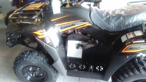 Kawasaki Brute Force 300 2020 Permuto / Plan Ahora 12/18
